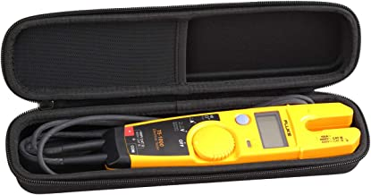 Aproca Hard Carry Travel Case for Fluke T5-1000 / T6-1000 / T6-600 / Fluke T5600 Electrical Voltage Continuity and Current...
