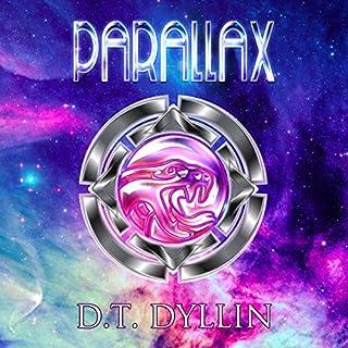Parallax audiobook cover art