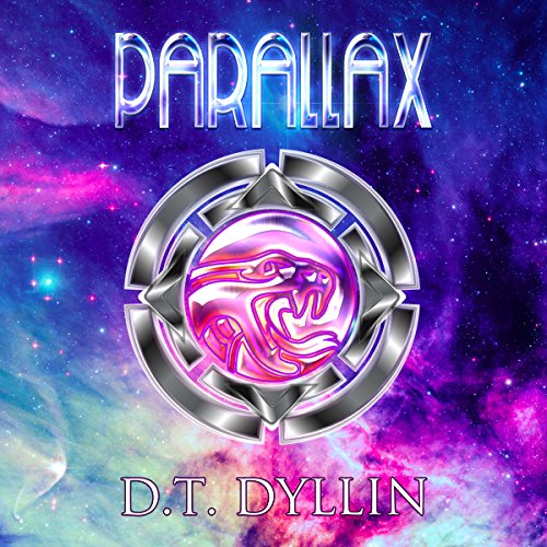 Parallax audiobook cover art