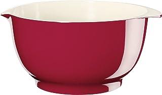 Küchenprofi Bake Bake Bake 3 l Accessoires de pâtisserie Mélamine, Mélamine, Rouge, 24 x 24 x 13.5 cm