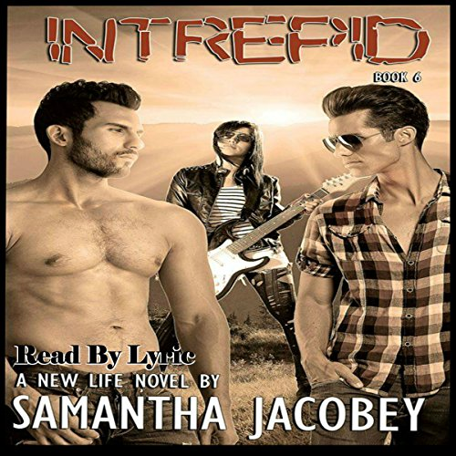 Intrepid audiobook cover art