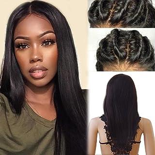 Amazon.fr : perruque lace front cheveux naturels