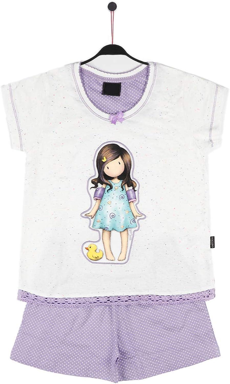 SANTORO LONDON - Pijama Santoro niña Little Duck Niñas