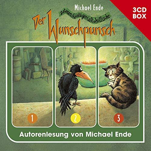 Der Wunschpunsch - 3-CD Hörspielbox (Hörspielboxen)