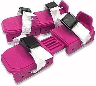 A&R Sports Bob Hockey Skates, Pink (Renewed)