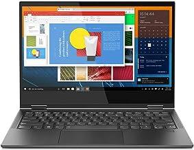 $359 » Lenovo Yoga C630 13.3-Inch Covertible Notebook, Full-HD IPS Touchscreen, Windows 10, Qualcomm Snapdragon 850 Octa-Core, 128 GB Storage, 8GB DDR4, 802.11ac, Iron Grey (Renewed)