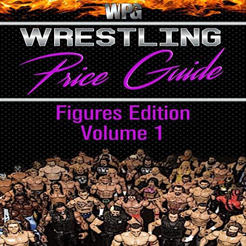 『Wrestling Price Guide』のカバーアート