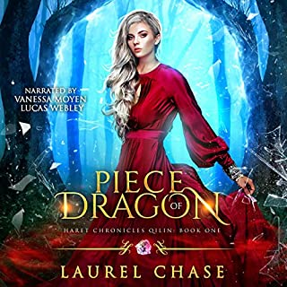 Piece of Dragon cover art