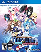 Superdimension Neptune VS Sega Hard Girls (輸入版:北米) - PS Vita