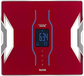 Tanita body composition meter Inner scan dual RD-902-RD (Red) health management in the world's first muscle quality score display / iPhone ¡P Android app