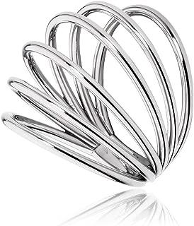 Calvin Klein Fly Silver Size 8 Ring KJ32AR010108