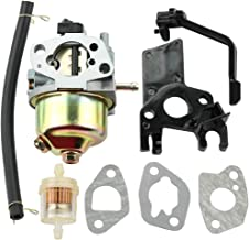 Leopop 196CC 6.5HP Carburetor for DuroMax PowerMax XP3500 XP4400 MX4500 MX4500E XP4400-CA XP4400E XP4400E-CA Gasoline Generator 200CC Engine