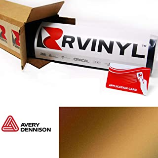 Avery SW900 446-S ColorFlow Satin Rising Sun Supreme Wrapping Film Vinyl Vehicle Car Wrap Sheet Roll - (12