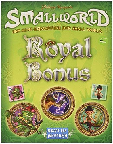 Asmodee Asterion LFCABE245 Smallworld, Royal Bonus de Days of Wonder