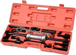 Super buy 13PC Dent Puller w/ Slide Hammer Auto Body Truck Repair Tool Kit HD