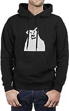 Wyhko Yhohb Fleece Hoodie Russ-Album-There's-a-Really-Wolf- Men's Pullover Sweatshirt