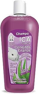 comprar comparacion ICA CHR5 Champú con Aloe Vera para Conejos Enanos