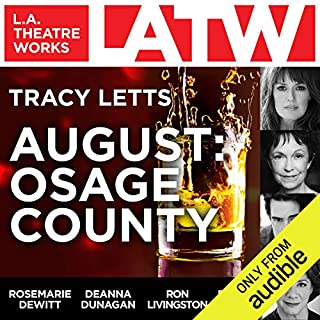 August: Osage County audiobook cover art
