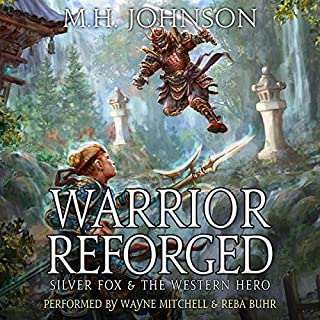 Silver Fox & the Western Hero cover art