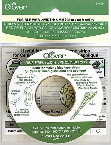 Clover Fusible Web Tape 5mm