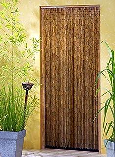 Leguana - Cortina para puerta de bambu saigón xxl 115x220cm