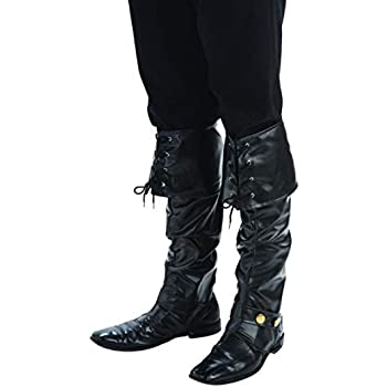 Deluxe Adult Pirate Boot Covers