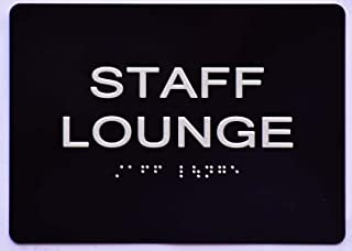 Best staff lounge sign Reviews