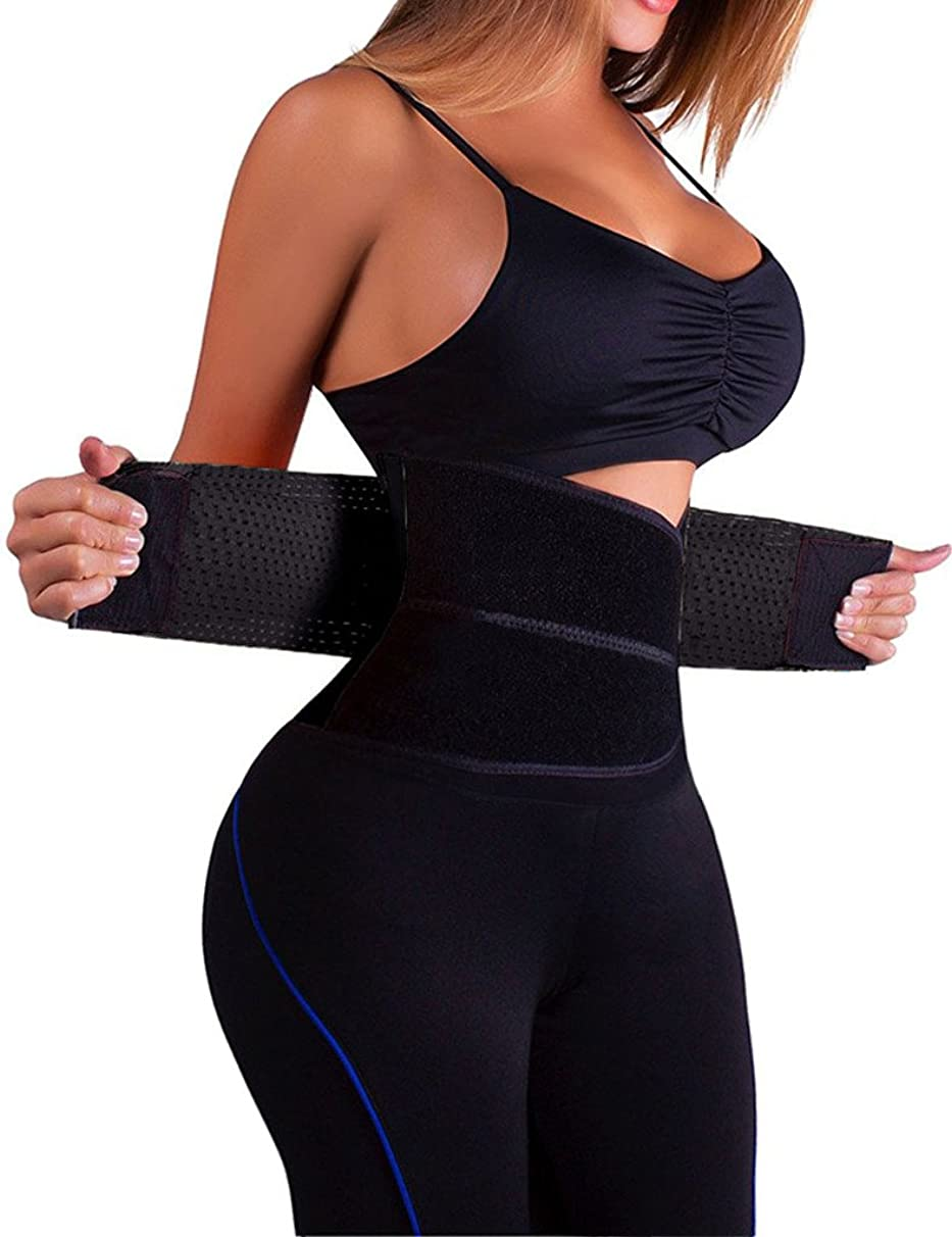 Lelinta Back Brace Support Belt - Helps Relieve Lower Back Pain, Sciatica, Scoliosis, Herniated Disc or Degenerative Disc Disease
