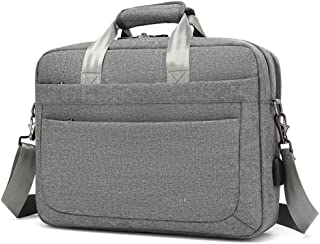 Dengyujiaansdjb Messenger Bag, Business 15.6-inch Laptop Bag Men Briefcase Men's Handbag Casual Handbag Messenger Computer...