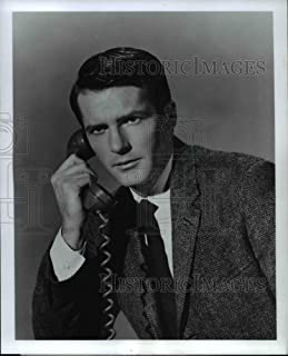 Historic Images - 1970 Vintage Press Photo Don Galloway in Ironside - cvp62655