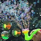 pittospwer Kreative Multi-Loch Trompete Wasser Seife Blasen Blasen Outdoor Kinder Kinder Spielzeug