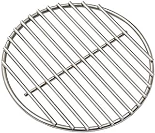 Onlyfire Stainless Steel High Heat Charcoal Fire Grate for Kamado Joe Classic and Most Other Kamado Grill, 10 1/4 Inch
