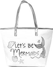 Best let's be mermaids tote Reviews
