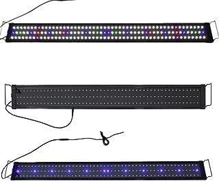 labworkauto Aquarium Full Spectrum Multi-Color LED Light 0.5W 156 LED for 45-50