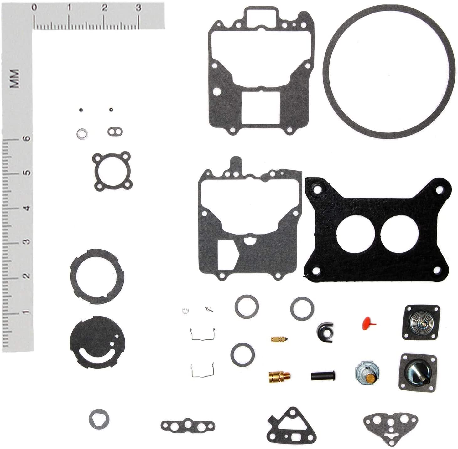 Walker Spasm price Products Department store 15864A Carburetor Kit