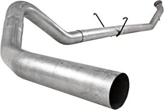 MBRP S6126P Turbo Back Single Side Exhaust System