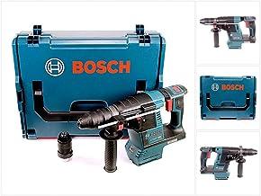 Bosch Professional GBH 18V-26 F Martillo perforador, sin batería, 2,6 J, diámetro máximo hormigón 26 mm, en L-BOXX, 18 V