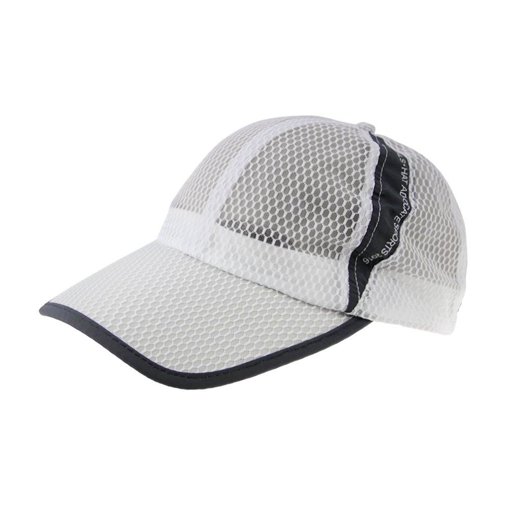 Gorras de malla, para hombre y mujer, amplia visera, protección ...
