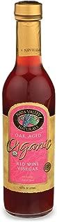 Napa Valley Naturals Organic Red Wine Vinegar, 12.7 oz