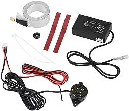 Tosuny Universal Car Parking Sensor Kit, Electromagnetic Induction Radar Reversing Alarm Parking Assistance for Car Truck RV Minivan