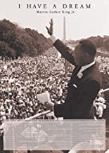 Pyramid America Martin Luther King I Have A Dream Poster Art Print Entire Speech