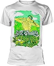 Wiz Khalifa Waken Baken Rolling Papers 2 Rap Official tee T-Shirt Mens