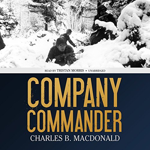 Company Commander audiobook cover art