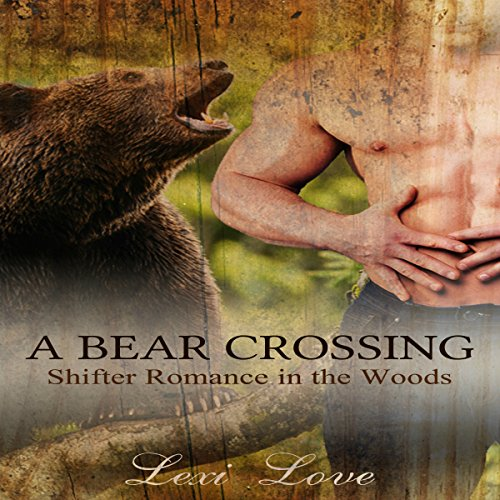 A Bear Crossing audiobook cover art