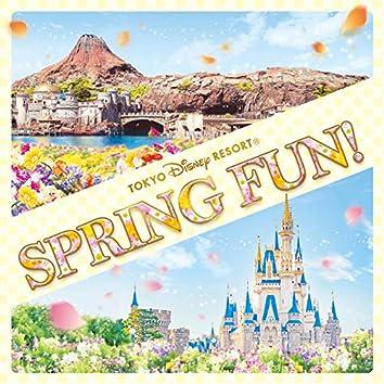 Tokyo Disney Resort Spring Fun!