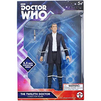 12th Doctor Figure NEW Doctor Who THE TWELFTH DR Series 8