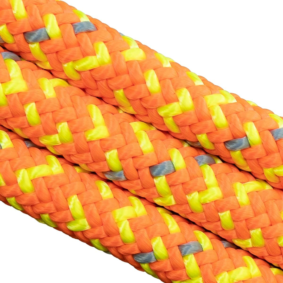 Arborist Tree Climbing Rope 24 Strand low-pricing Many popular brands All 1 2 mm inch 12.7