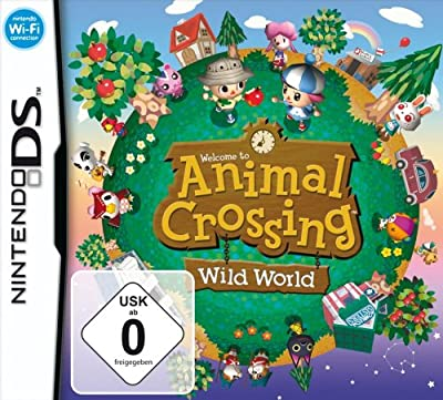 NINTENDO DS- Animal Crossing Dual Screen - Game