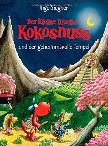 Der kleine Drache Kokosnuss und der geheimnisvolle Tempel (Die Abenteuer des kleinen Drachen Kokosnuss, Band 22) ( 31. März 2014 )