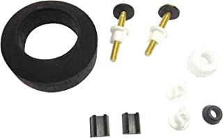 Tank Assembly Kit, Rubber, Brass, Plastic